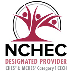 NCHEC Designated Provider logo