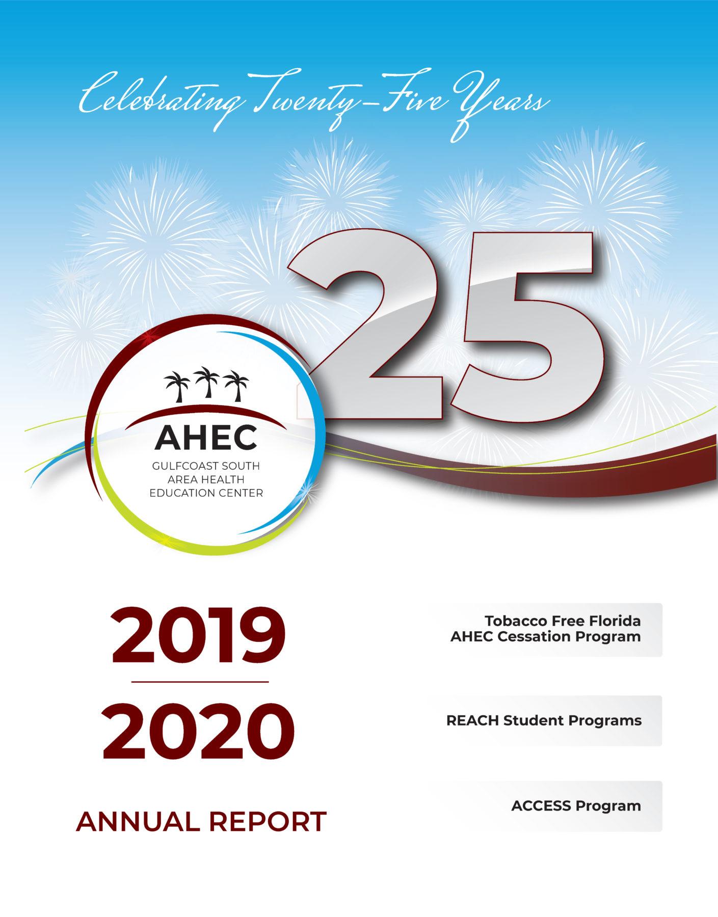 2019-2020 GSAHEC Annual Report thumbnail